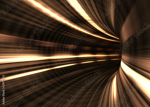 Tunnel Blur / Concept Of Speed - 21977325
