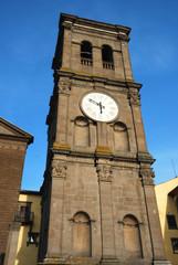 La Quercia - Viterbo - Il campanile della Basilca della Madonna