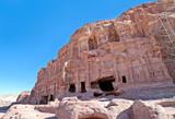 Corinthian tomb Petra, Jordan poster