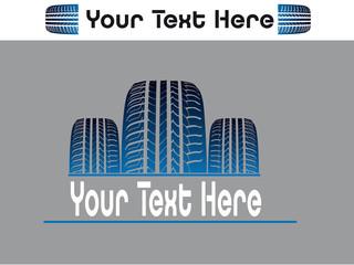 pneu, pneumatique et roue de voiture vectorisé
