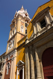 Cathedral of Cartagena de Indias poster