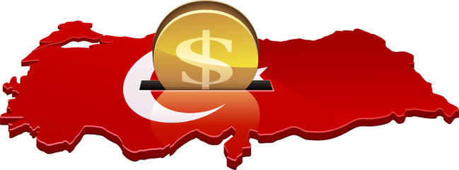 Invest dollars in Turkey