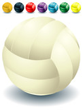 Beautifull voleyballs