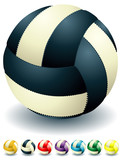 Different voleyballs