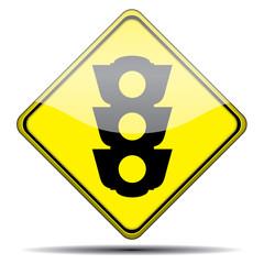 Icono semaforo