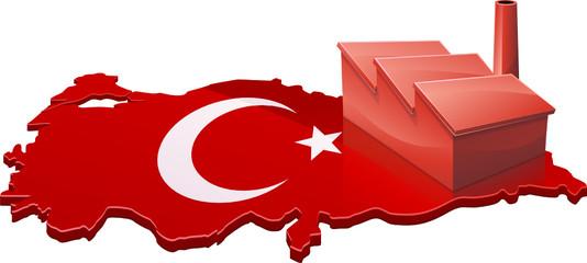 Turquie : l'atelier (détouré)