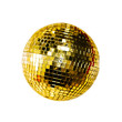Retro disco ball