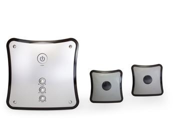 Speakers 2.1 standard