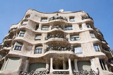 La Pedrera facade