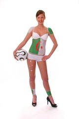WM-Girl Algerien