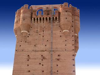 Castillo de la Mota (Torre del Homenaje)