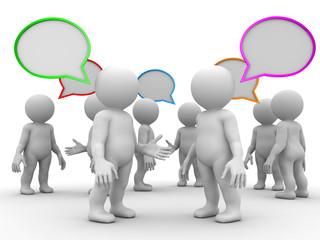 discussion concept