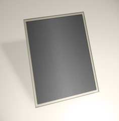 floor-standing frame