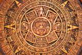 Fototapety Aztec calendar