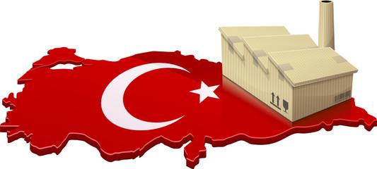 Délocalisation en Turquie (détouré)