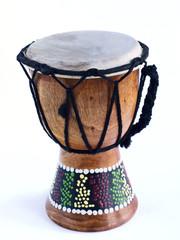 djembe isolated