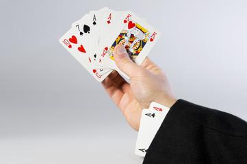 Poker truffa