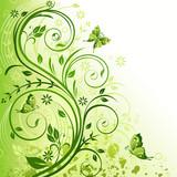 Fototapety Green world