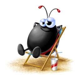 ladybug on holiday 2
