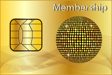 Membership Karte