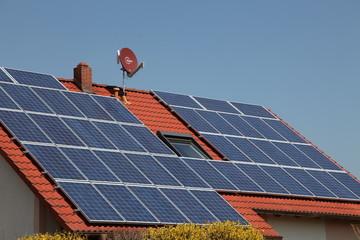 Photovoltaik am Dach