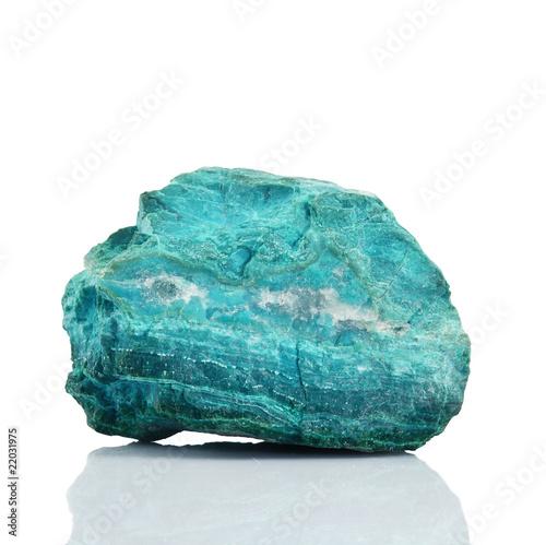 minerale di crysocolla - 22031975