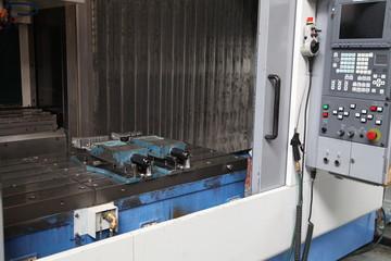 CNC-Fräßmaschine