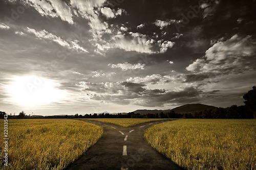 Crossroad - 22033542