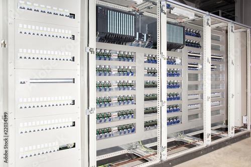 Cuadro electrico de control y automatizacion