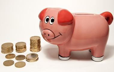 savings coins