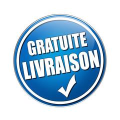 Bouton Gratuite Livraison