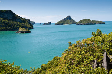 Ang-Thong The Beautiful Island, Thailand