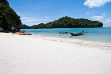 Ang-Thong Island Beach, Thailand