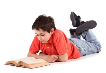 bambino studioso