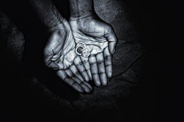 receiving aid