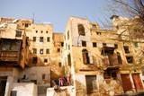 Old Jewish quarter, Fes, Morocco poster