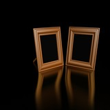 Photo Picture frame blank two