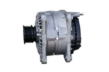 Isolated Alternator side