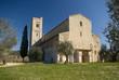 Toscana, l'Abbazia di S. Antimo
