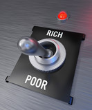 switch rich or poor poster