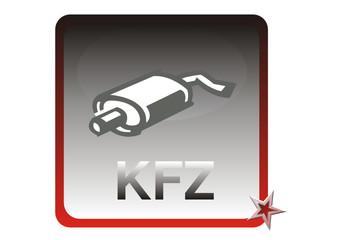 Auto - Abgasanlage