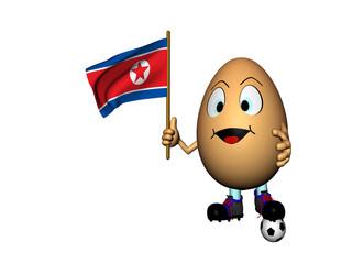 uovo e pallone