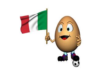 Uovo italiano