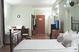 Standard hotel accommodation poster