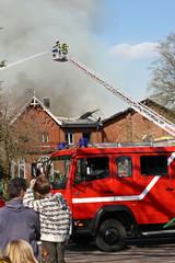 Brand Feuerwehr