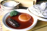 china delicious food—sea slug poster