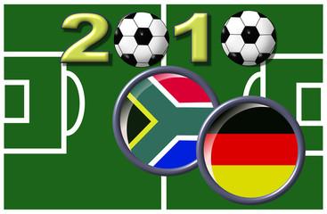 WM-Südafrika