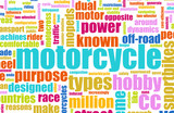 Motorcycle Hobby poster