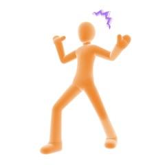startle_orange