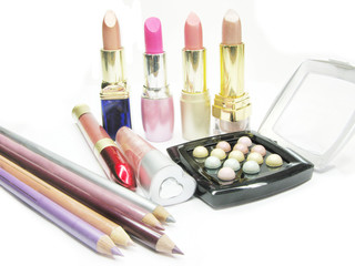 cosmetic set for makeup